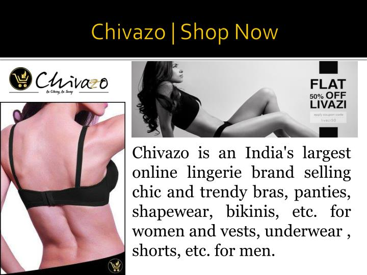 Chivazo shop now