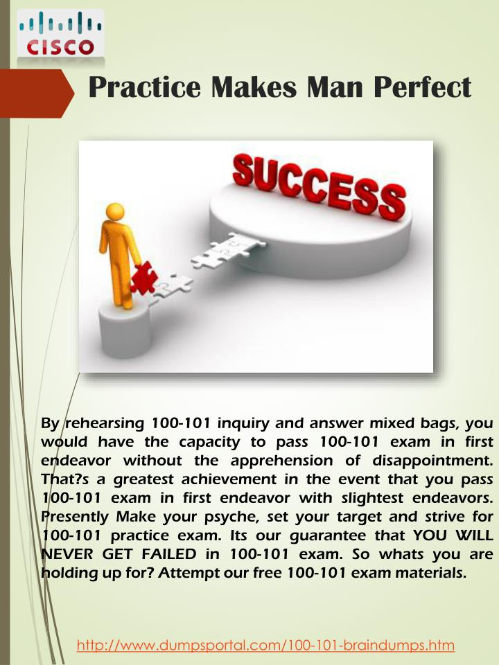 Practice Makes Man Perfect