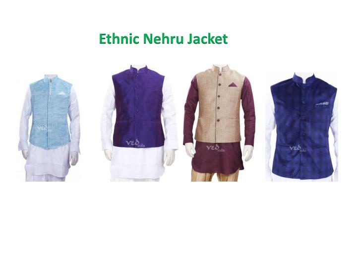 Ethnic Nehru Jacket