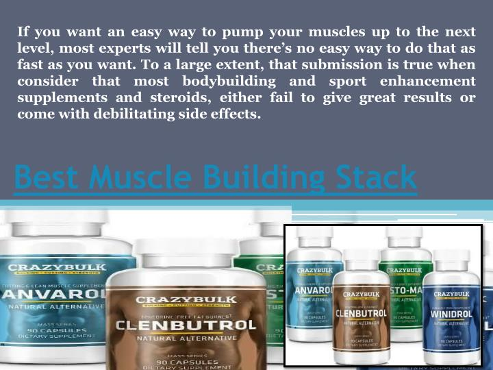 PPT - Bulking Supplements PowerPoint Presentation - ID:7225001
