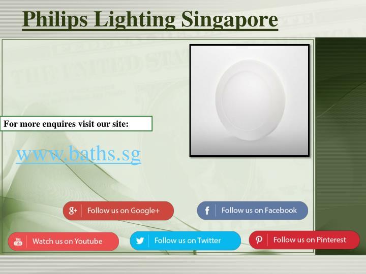 Philips Lighting Singapore