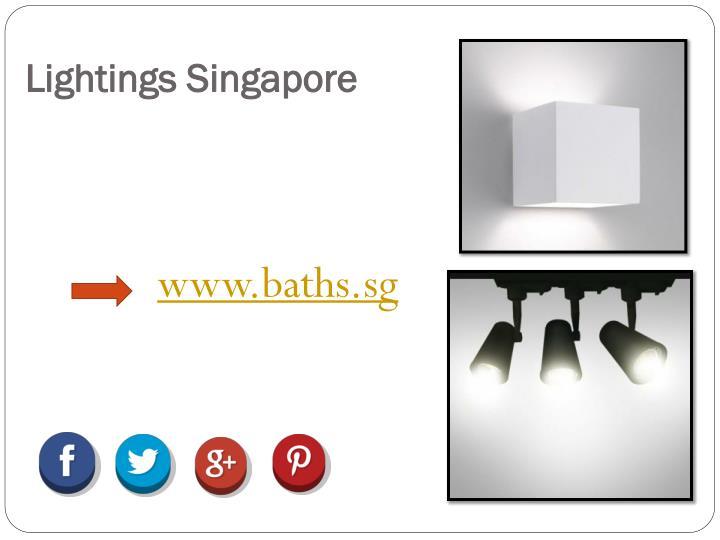Lightings Singapore