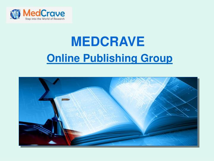 Medcrave online publishing group