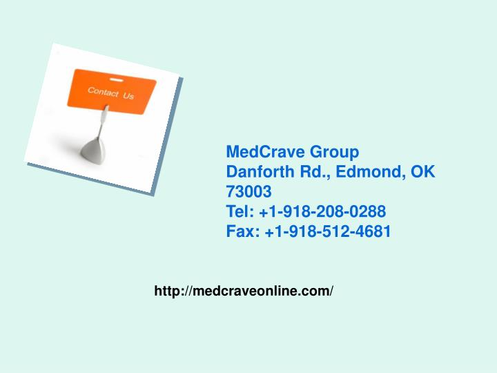 MedCrave Group