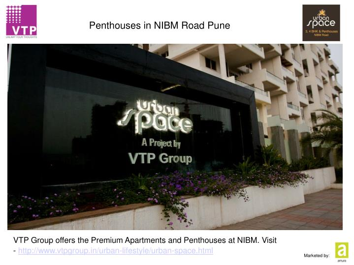 Penthouses in NIBM Road Pune