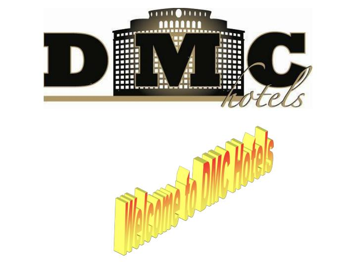 Welcome to DMC Hotels