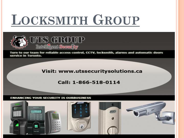 Locksmith Group