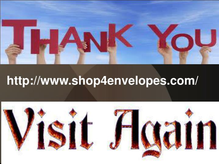 http://www.shop4envelopes.com/