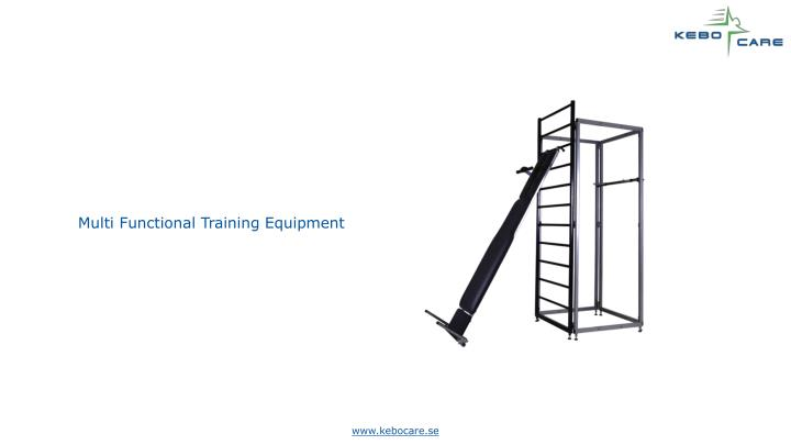 Multi Functional Training Equipment