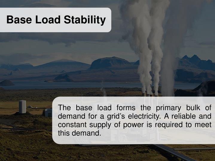 Base Load Stability