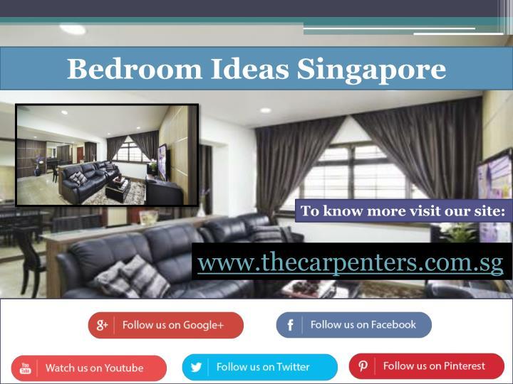 Bedroom Ideas Singapore