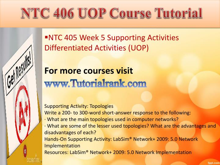 NTC 406