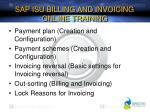 sap isu billing and invoicing online training9