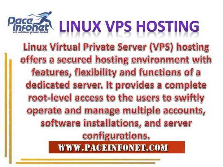 Linux VPS Hosting