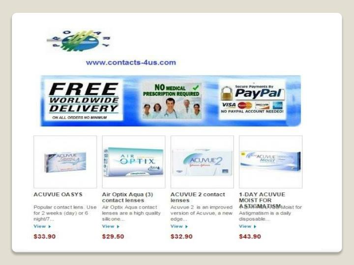 Buy contacts without prescription www contacts 4us com