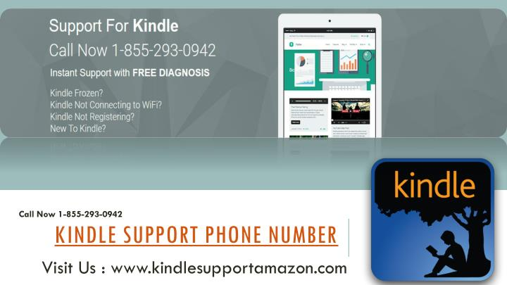 Kindle support phone number1