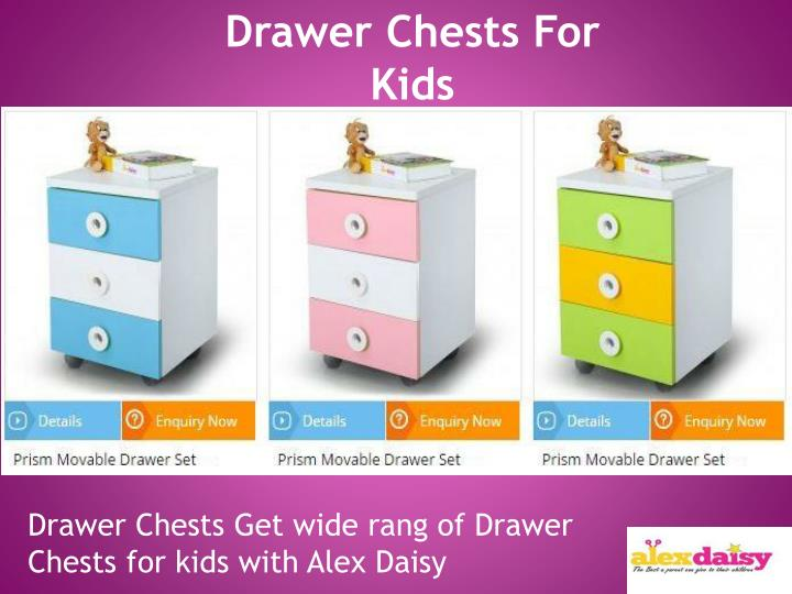 Drawer Chests For Kids