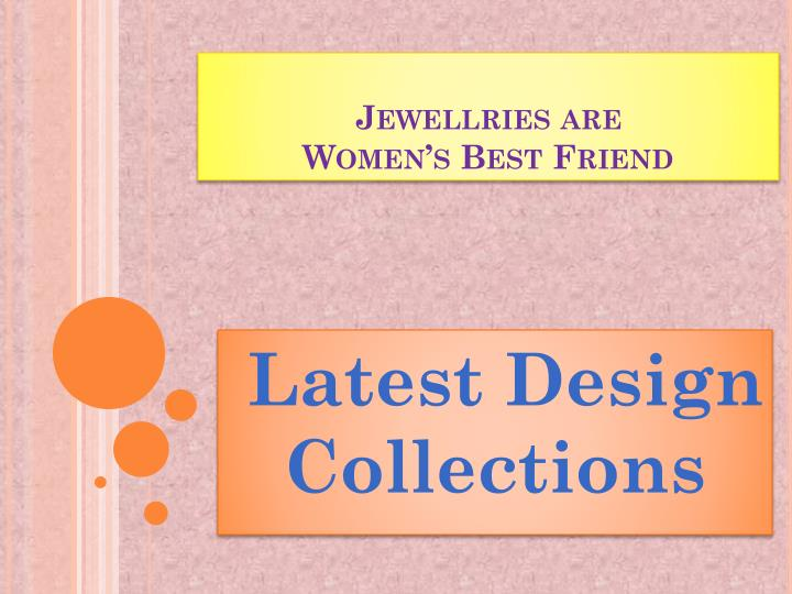 Jewellries