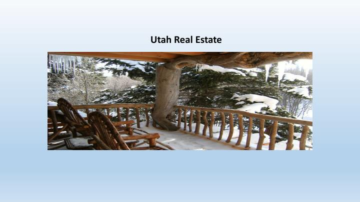 Utah Real Estate