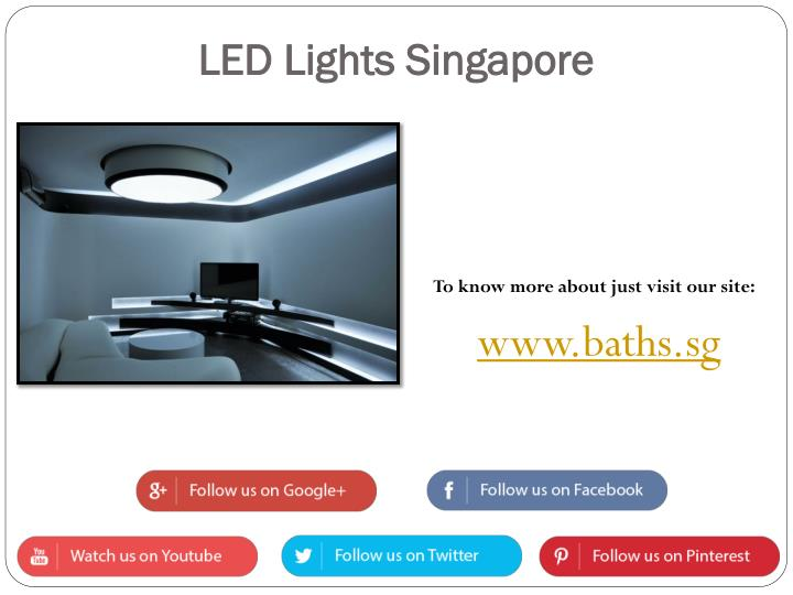 LED Lights Singapore