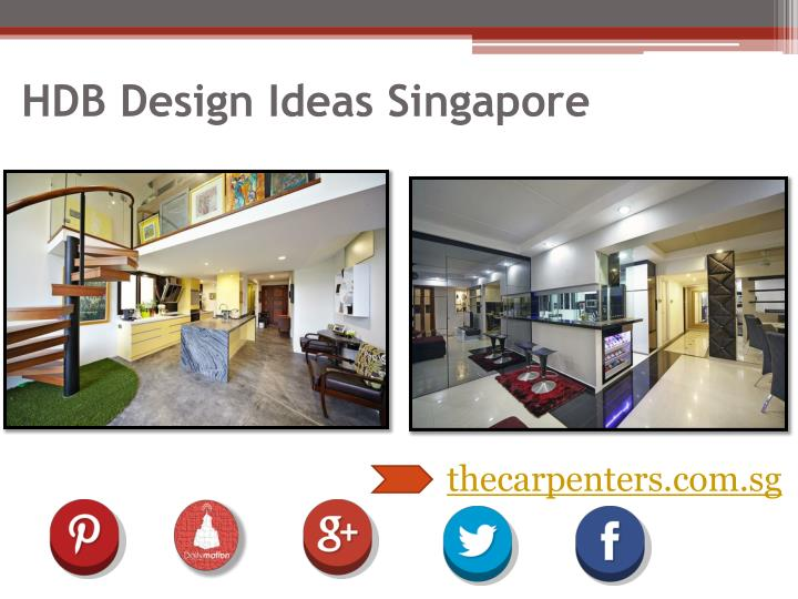 HDB Design Ideas Singapore