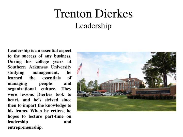 Trenton Dierkes