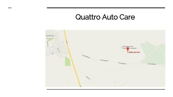 Quattro Auto Care
