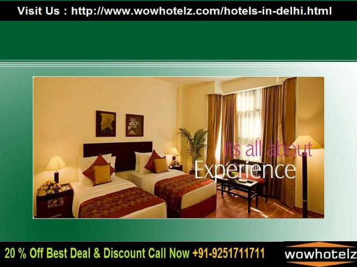 Get 50% Discount on all Hotels/ Call Now-9251711711