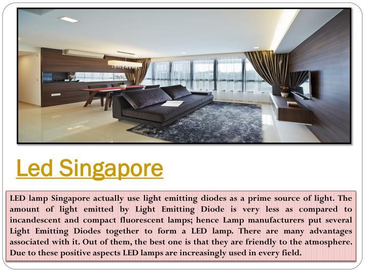 Led Singapore