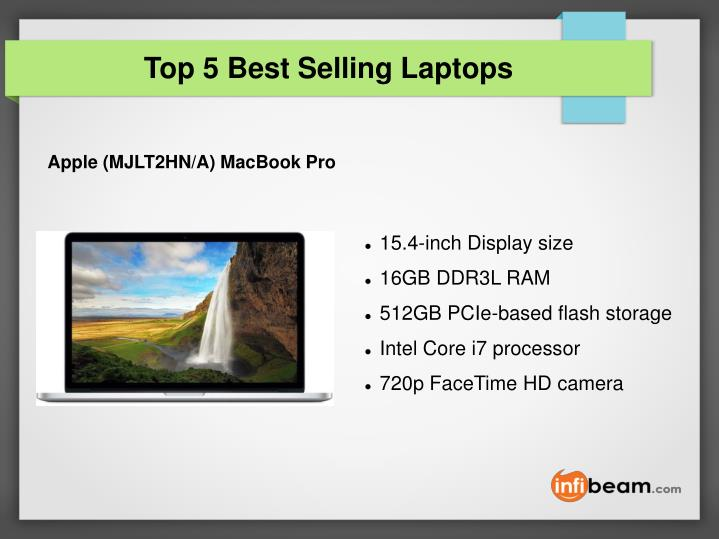 Top 5 best selling laptops2