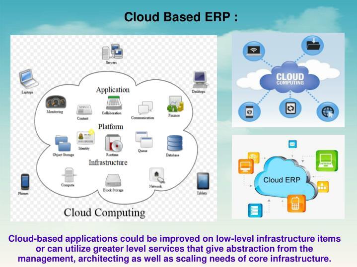 Cloud Based ERP :