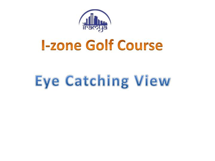 I-zone Golf Course