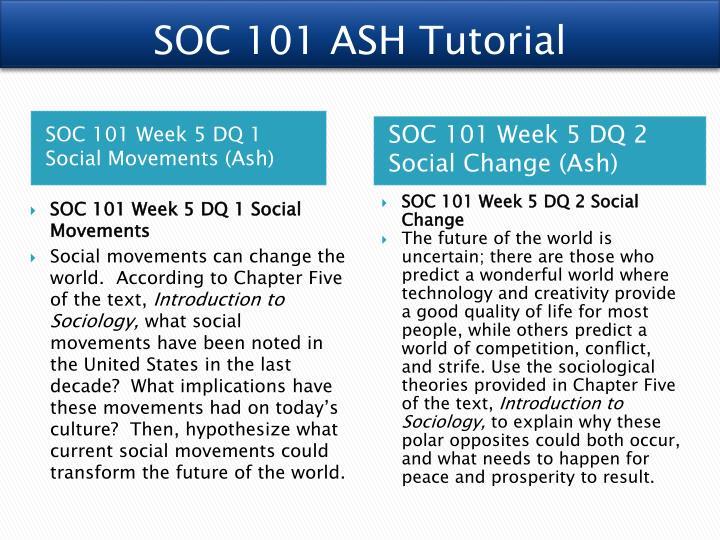 soc101 notes