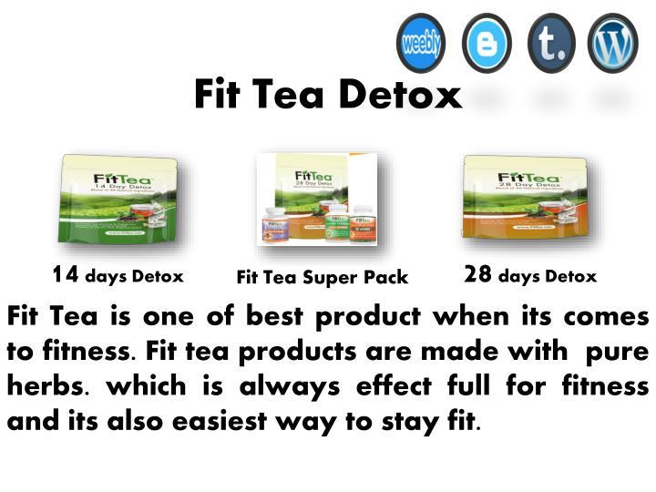 Fit Tea Detox