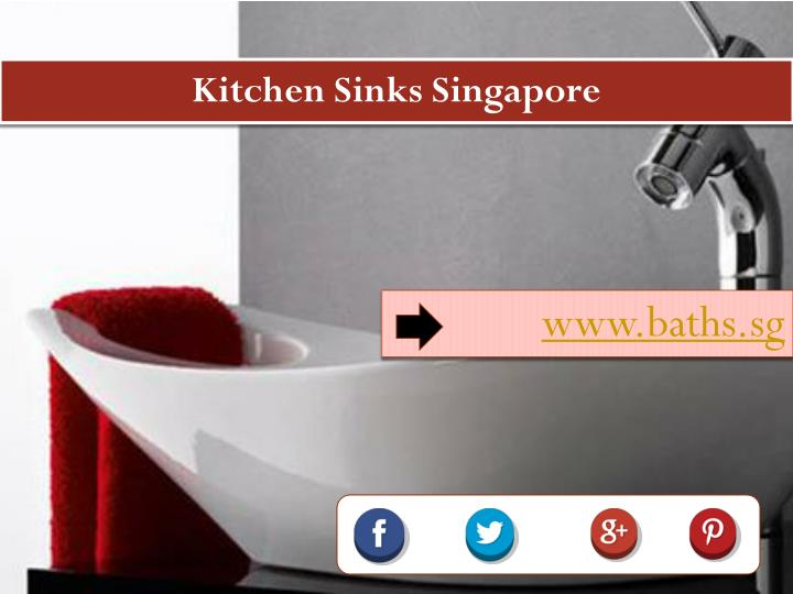 Kitchen Sinks Singapore