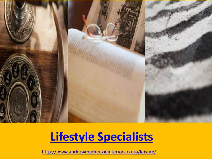 Lifestyle Specialists