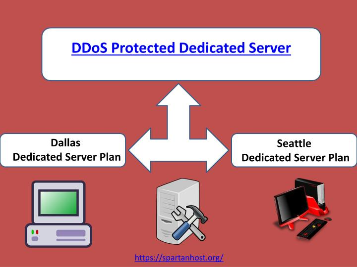 DDoS Protected Dedicated Server