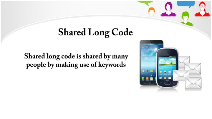 Shared Long Code