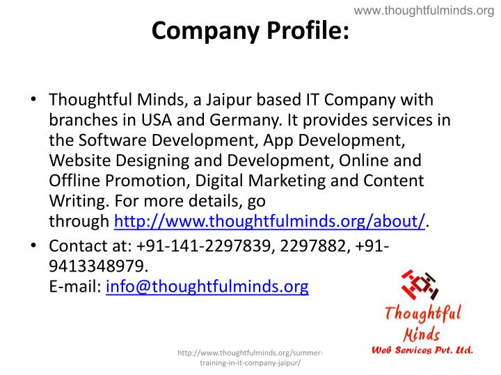 www.thoughtfulminds.org