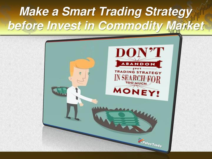Smart money bank trading strategy
