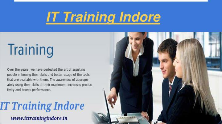 IT Training Indore