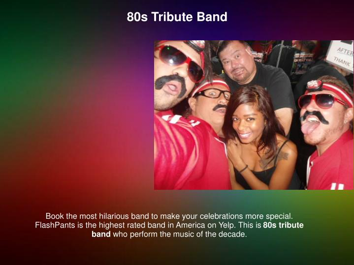 80s Tribute Band