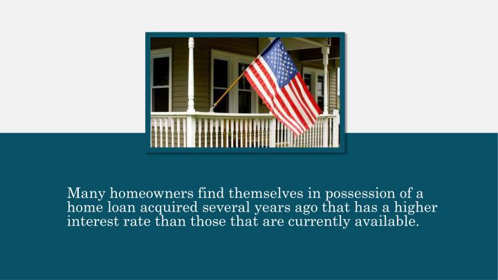 Many homeowners find themselves in possession of a
