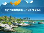 hoy viajamos a riviera maya1