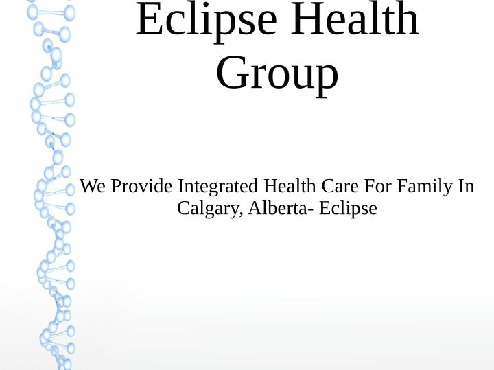 Eclipse Health