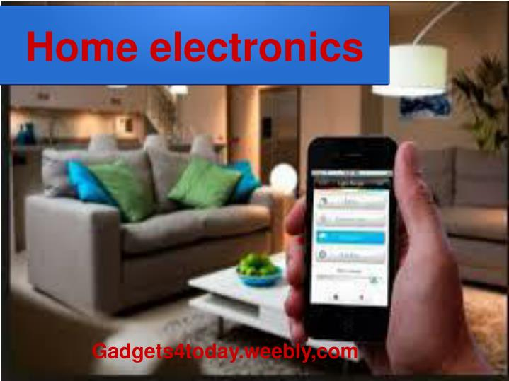 Consumer electronic displays