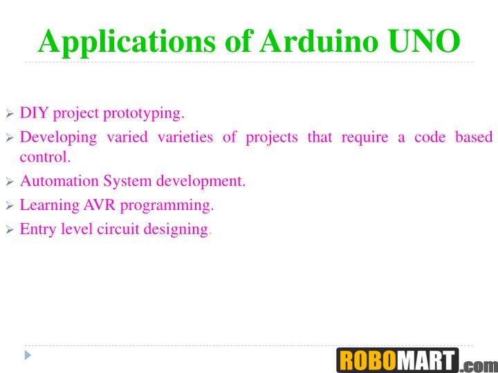Ppt an arduino by robomart powerpoint presentation id