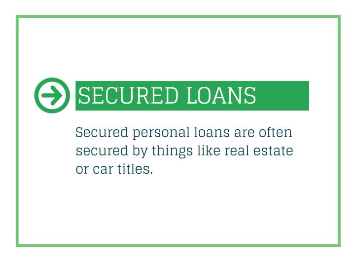 12 Best Secured Collateral Loans for Bad Credit (2019)