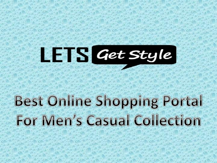 Best Online Shopping Portal