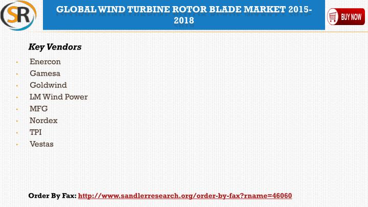 global wind turbine rotor blade market Orbis research recently broadcasted a new study on wind turbine rotor blade market in this research study that highlights the in-depth market analysis with future prospects of wind turbine.